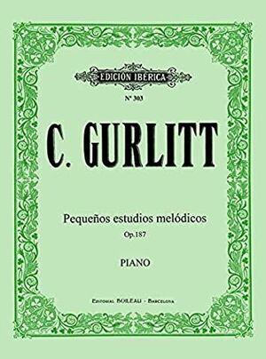 Pequeños Estudios Melódicos Op.187