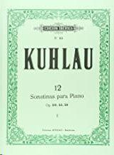 12 Sonatinas Op.20,55,59