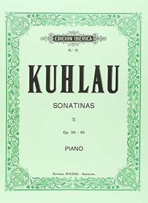 7 Sonatinas Op.88,60