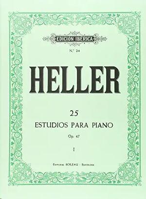 25 Estudios Op.47
