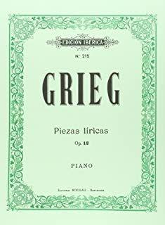 Piezas Líricas Op.12