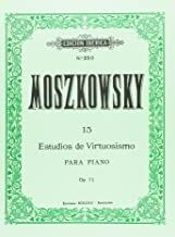 15 Estudios de virtuosismo Op.72