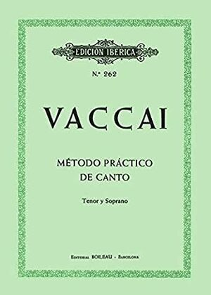 Método de canto (soprano y tenor)