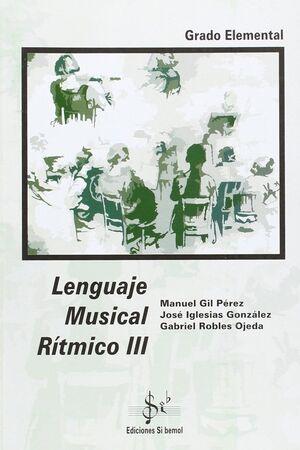 LENGUAJE MUSICAL RÍTMICO 3