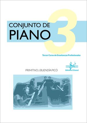 CONJUNTO DE PIANO VOL.3