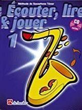 couter, Lire & Jouer 1 Saxophone T'nor