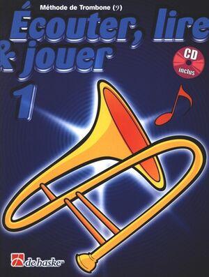 couter, Lire & Jouer 1 Trombone - Cl' de Fa