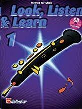 Look, Listen & Learn 1 Oboe