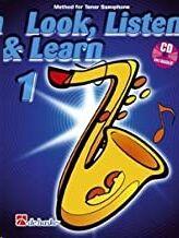 Look, Listen & Learn 1 Tenor Saxophone