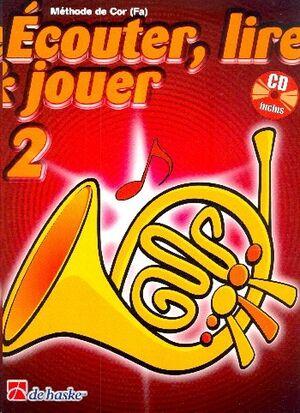couter, Lire & Jouer 2 Cor (Fa)