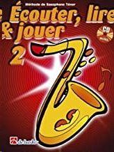 couter, Lire & Jouer 2 Saxophone T'nor