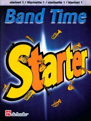 Band Time Starter ( Bb Clarinet 1 )