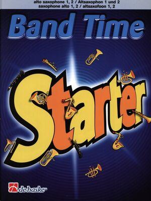 Band Time Starter ( Eb Alto Saxophone 1,2 )