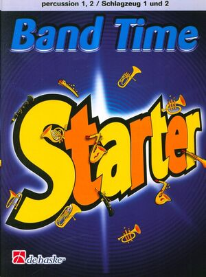 Band Time Starter ( Percussion 1-2 )