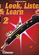 Look, Listen & Learn 2 Oboe