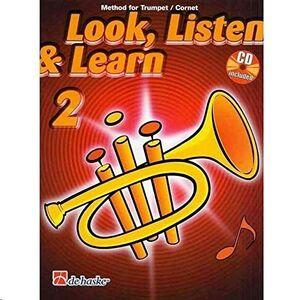 Look, Listen & Learn 2 Trumpet/Cornet
