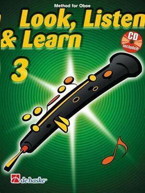 Look, Listen & Learn 3 Oboe