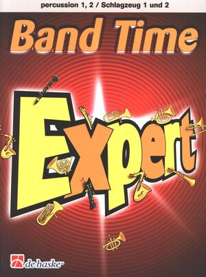 Band Time Expert ( Percussion 1-2 )