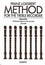 Method for the Treble Recorder