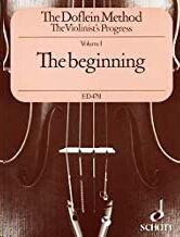 The Doflein Method Volume 1