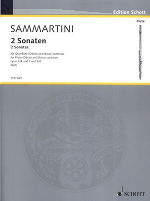 Two Sonatas op. 2/4 and 6