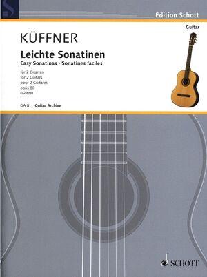 Easy Sonatinas op. 80