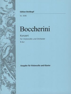 Violoncello Concerto in Bb major