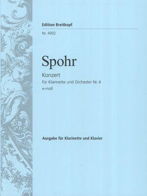 Clarinet Concerto No. 4 in E minor