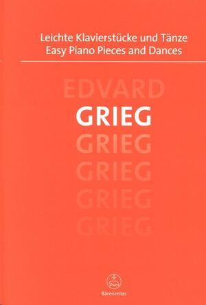 Easy Piano Pieces & Dances
