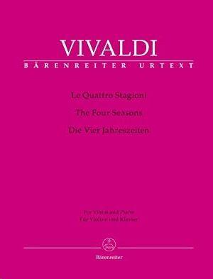 The Four Seasons Op. 8