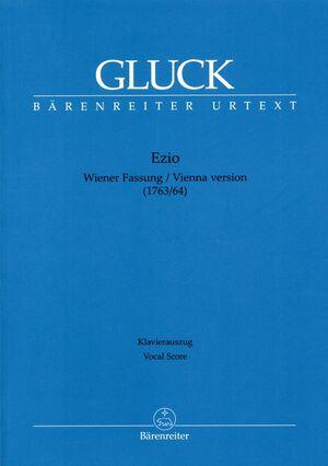 Ezio (Vienna Version 1763-64)