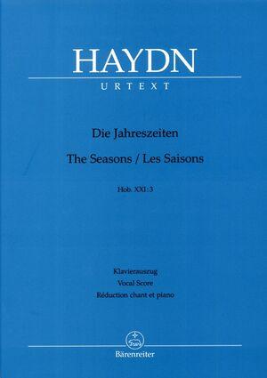 The Seasons Hob.XXI