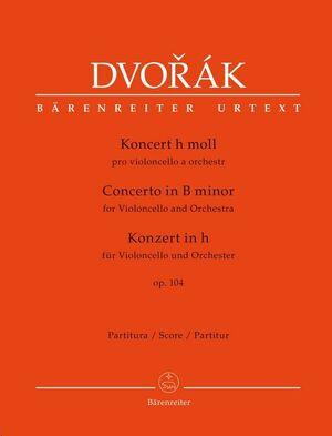 Cello Concerto In B Minor Op.104 (Full Score)