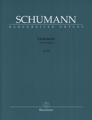 Liederkreis (Heine) Op.24