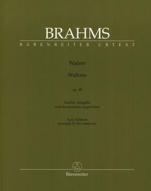 Waltzes Op.39