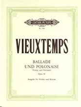 Ballade und Polonaise op. 38