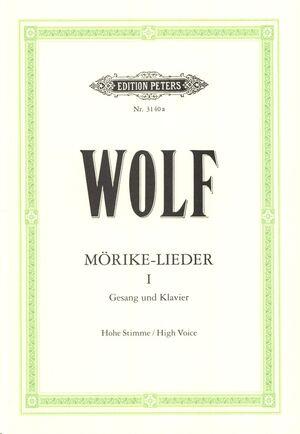 Mörike-Lieder Band 1