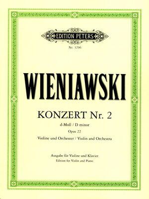 Konzert Nr. 2 d-Moll op. 22