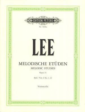 Melodische Etüden op. 31 Band 1