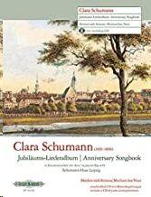 Clara Schumann Anniversary Songbook