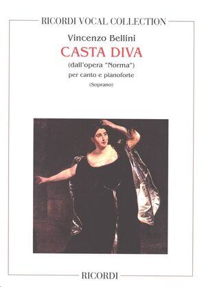 Casta Diva (dall'opera Norma)
