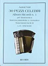 30 Pezzi Celebri Per Fisarmonica