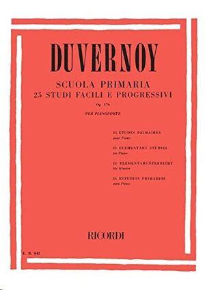 Scuola Primaria Piano Op. 176