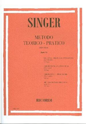 Metodo Teorico - Pratico Per Oboe