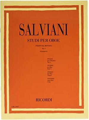 Studi per oboe (tratti dal Metodo) Vol. I