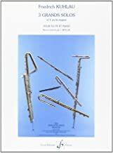 Trois Grands Solos Opus 57 No1