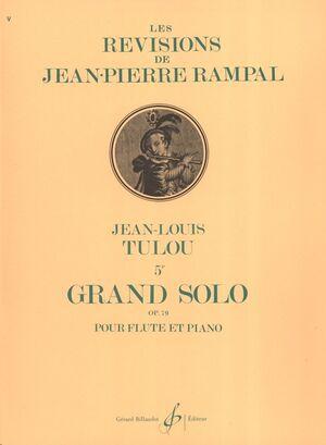 5E Grand Solo Opus 79