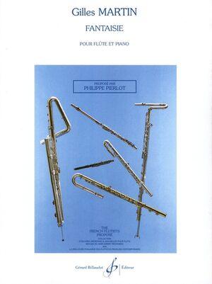 Fantaisie Pour Flute Et Piano