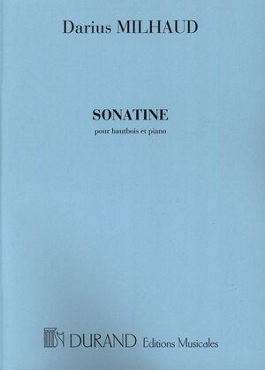 Sonatine Hautbois-Piano