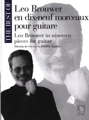 The Best of Leo Brouwer